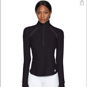 NWT New Balance Half ZIip pullover